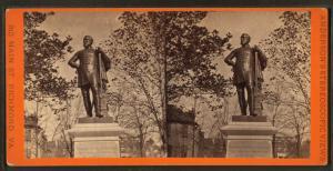 Stonewall Jackson's statue.