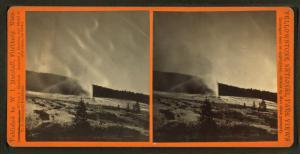 Beehive in Eruption.