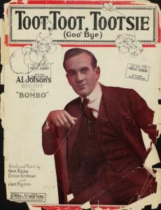 Toot, toot, Tootsie! : Goo' by... Digital ID: g98c136_001. New York Public Library