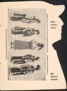 Little Johnny Jones pamphlet.