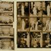 Anna Pavlova's 1914-1915 American tour keysheets.