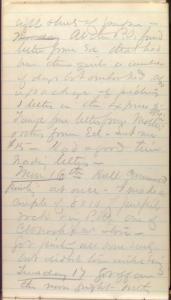Diary, 1869 June 22-September 27