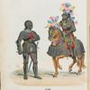 Two suits of black armour, A.D. 1534, Pl. LXIII