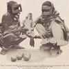 Masked Swahili ladies of Zanzibar.
