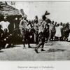Danseur masqué a Dabakala, [Detail]