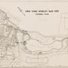 New York World's Fair 1939. General plan.