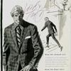 "Bob Hermann. ""The Alumni Shop."" Lord & Taylor advertisement run in the New York Daily News, ca. early 1960s."