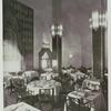 Dining Room, The Cloud Club