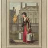 """""""Milk below!"""" Cavendish Square."""