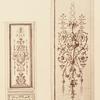 Projets des panneaux sculptés pour la Château de Versailles [Plate 228]