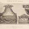 Modele de Lit, par Rousseau de la Rottière [Plate 151]