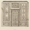 Projet de décoration pour un salon de Versailles [Plate 142]