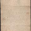 Autograph letter signed from Mary Hays to William Godwin, 13 October 1795, [page 4]