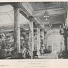 Main Corridor and Palm Room: The Plaza Hotel, New York, N.Y.
