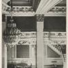 Detail of Balcony and Ceiling. [The Plaza Hotel, New York, N.Y.]