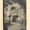 Lobby toward Dining Room, The Lexington Hotel, New York