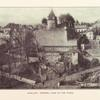 Avallon: General View of the Town.