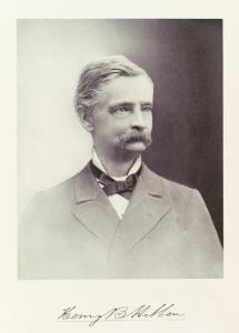 Henry B. Hibben.