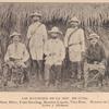 Los Ministros de la Rep. de Cuba.  Sres. Silva, Font Sterling, Mendez Capote, Vice-Pres. Moreno de la torre y Aleman.
