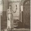 """""""Elle vit approcher avec terreur l'âge nubile et le moment d'appartenir comme femme au roi don't elle était la captive"""", (opp. p. 128)"""