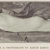 From a photograph by Baron Corvo. [Nude man laying down.]