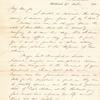 Letter to Thomas O. Moore