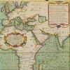 Nova & accuratissima totius terrarum orbis tabula nautica variationum magneticarum index juxta observationes Anno 1700