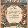 De zee-atlas ofte water-wereld [title page]