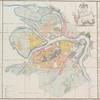Planʺ stolichnago goroda St. Peterburga = Plan de la ville capitale S. Petersbourg