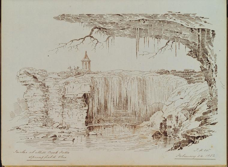 Fascinating Historical Picture of Thomas Kelah Wharton on 2/24/1832