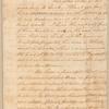 Letter to [Gen. Adam Stephen.]