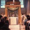 Easter Service, April 1976.