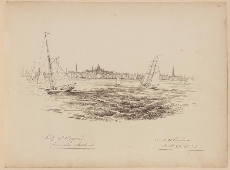 Fascinating Historical Picture of Thomas Kelah Wharton on 10/13/1853