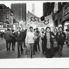 Gay Liberation Front marches on Times Square, New York City, 1969 [3].