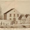 The First Methodist Episcopal Church in America: Erected A.D. 1768 on Gold[en] Hill, now John Street, City of New York