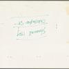 Greenwich Village, New York City, 1969: contact sheet 1
