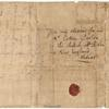 Oliver Cromwell letter to John Cotton