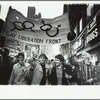 Gay Liberation Front marches on Times Square, New York City, 1969 [1].