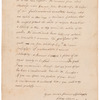 Letter from Samuel Adams to Thomas McKean, Governor of Pennsylvania, December 10, 1800.