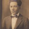 Avrahm Yarmolinsky in bow tie