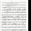 """Gustav Mahler. Facsimile of first page of """"Wer hat dies Liedlein erdacht?"""""""