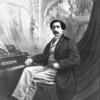 Gottschalk at Chickering piano, [no. 14]