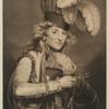 Mrs. Jordan in the character of Hypolita