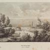 Vue de Lac Erie de Buffalo.