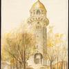 Study for a Watertower