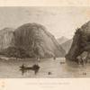 Rogers' slide, Lake George. Columbian magazine
