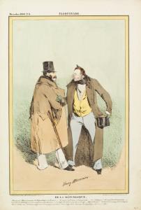 De la République, Décembre 1830, No. 3 [from] Pasquinade.