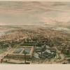 New York, 1855.  From the Latting Observatory.