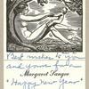 Ex Libris Margaret Sanger.