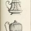 Plate 59. [Sugar bowl and creamer]